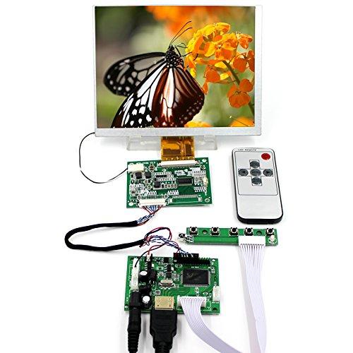 CLAA070MA0ACW LCD TFT-monitor met HDMI-ingang LCD-bedieningspaneel (MEERWEG) 7