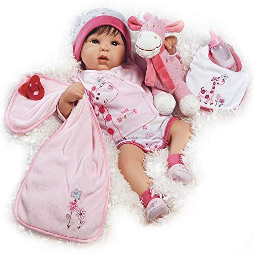 4a653caeb Paradise Galleries Reborn Baby Doll Lifelike Realistic Baby Doll