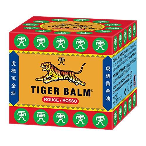Baume du Tigre Crème, Rouge, 19 g