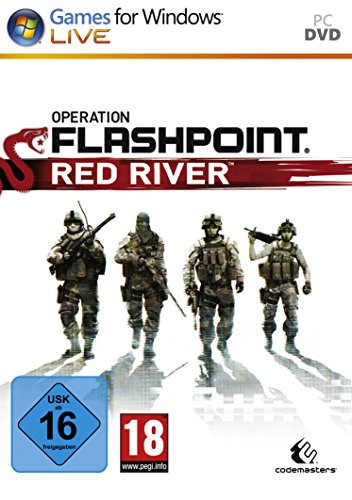 Operation Flashpoint Red River PC Hammerpreis [Edizione: Germania]