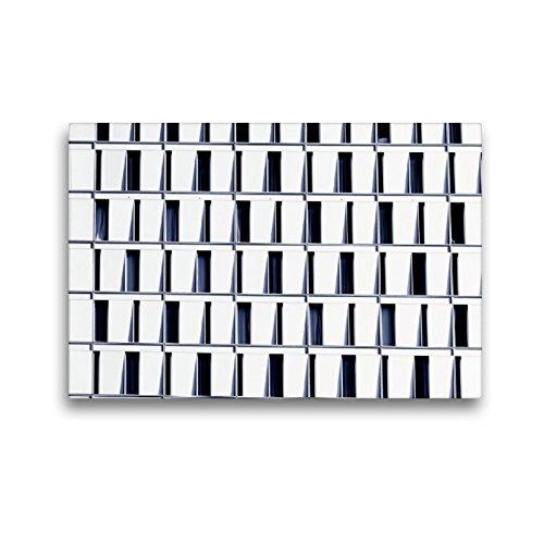 Calvendo Premium Textil-Leinwand 45 cm x 30 cm quer, Frankfurt/Main | Wandbild, Bild auf Keilrahmen,...