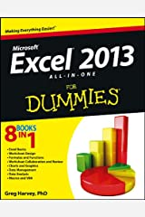 Excel 2013 All-in-One For Dummies Kindle Edition