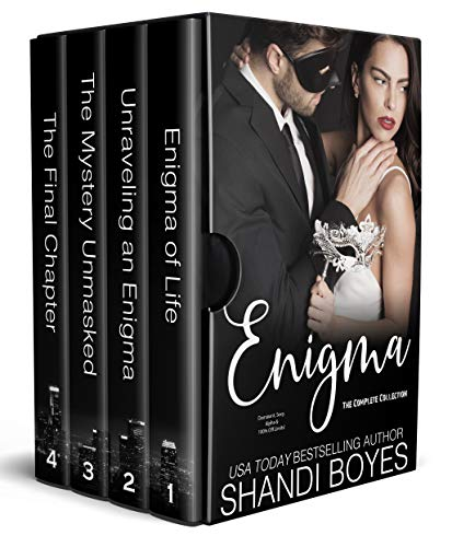 Enigma: The Complete Collection: Four book boxed set (The Collectables 1) (English Edition)