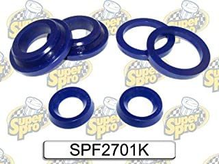 SuperPro Crossmember Supplement Washers Bushing Kit for 2000-2007 Subaru Impreza
