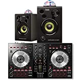 Pioneer DJ DDJ-SB3 DJ Controller Starter Set w/Party Speakers
