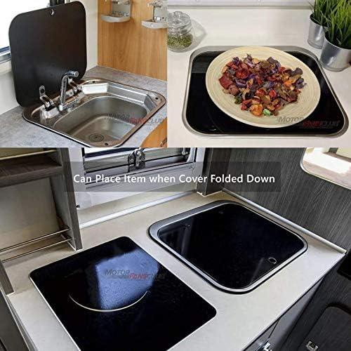 Rv stove sink combo _image0