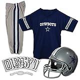 Franklin Sports Dallas Cowboys Kids Football Uniform Set - NFL Youth Football Costume for Boys & Girls - Set...