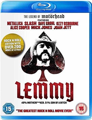 ENTERTAINMENT ONE Lemmy [BLU-RAY]