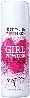 Not Your Mother's Girl Powder Volumizing Hair Powder 0.21 oz (Pack of 4)