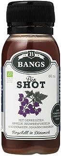 Bangs Organic Ginger Shot With Blackcurrant 60ml