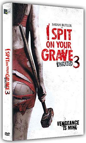 I Spit on Your Grave 3 - große Hartbox (Cover B) - limitiert auf 131 Stk - Deutsche Uncut / Unrated Fassung (Limited Edition) - DVD
