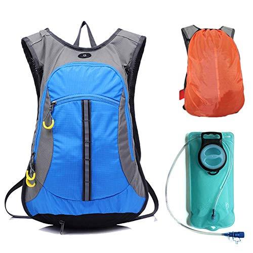 MZ Rugzak voor Outdoor Wandelen Camping Reizen Fiets Nylon 15L Racefiets Tas Ademende Fiets Accessoires