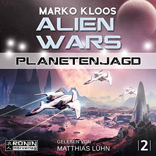 Planetenjagd cover art