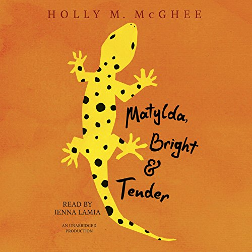 Matylda, Bright and Tender audiobook cover art
