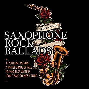 Saxophone Rock Ballads