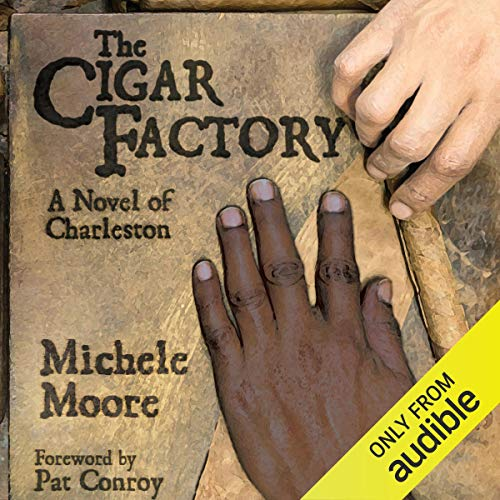 The Cigar Factory audiobook cover art