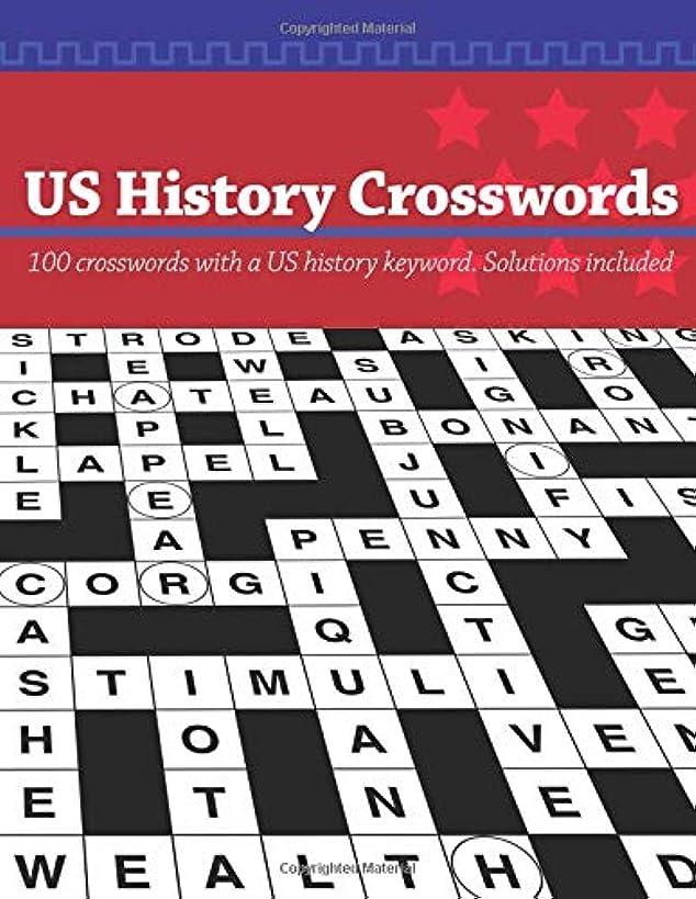 US History Crosswords: ...100 US History Keyword Crossword Puzzles