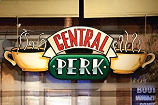 Friends - Central Perk Window Poster Print (24 x 36)