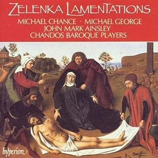 Zelenka: Lamentations of Jeremiah (1991-04-26)