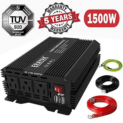 Erayak's EK-8099U-US1 AC To DC Car Power Inverter