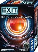 Kosmos 695231 EXIT - Das Spiel - Das Tor zwischen den Welten, Level: Fortgeschrittene, Escape Room Spiel, für 1 bis 4...