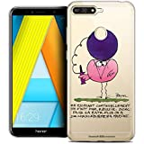 Caseink Coque pour Huawei Honor 7A (5.7) Housse Etui [Licence Officielle Collector Les Shadoks®...