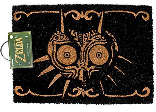 Pyramid Zelda Door Mat Majora Mask 67ZEL062 - Mask (Talla única), Multicolor