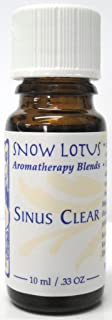 Snow Lotus Sinus Clear Therapeutic Essential Oil Blend 10ml