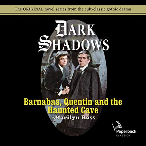 Barnabas, Quentin and the Haunted Cave cover art
