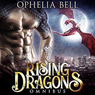 Rising Dragons Omnibus cover art