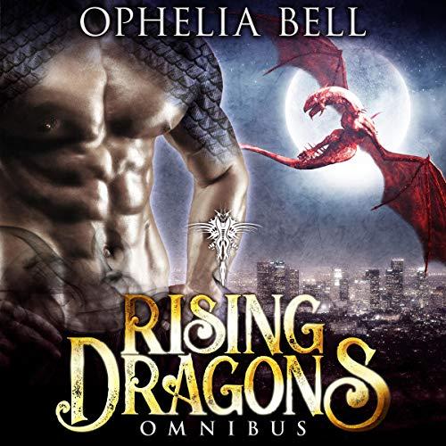Couverture de Rising Dragons Omnibus