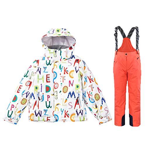 Snowboard & ski-jurk voor kinderen, winter, warm, snowsuit, sneeuw, skiën