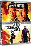 Tolérance zéro / Mission évasion - Coffret 2 DVD