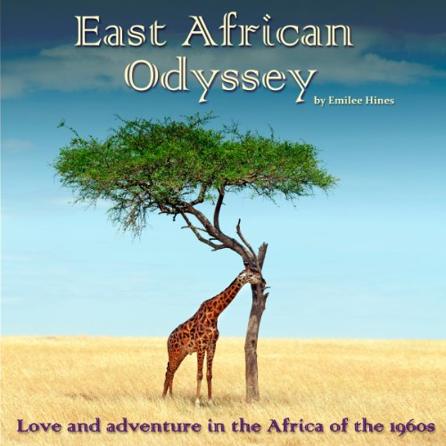 East African Odyssey audiobook cover art