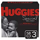 Huggies Special Delivery, Hypoallergenic Diapers