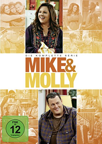 Mike & Molly - Die kompletten Staffeln 1-6 (exklusiv bei Amazon.de) [Limited Edition]