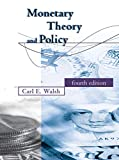 Monetary Theory and Policy, fourth edition (The MIT Press)