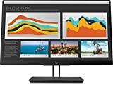 HP 21.5-Inch Screen LED-lit Monitor Space Silver/Black Pearl Chin/Die-Cast Aluminum Base with Black Pearl Paint (1JS05A8#ABA)