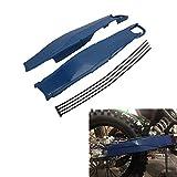 Protectores de basculante para motocicleta K.T.M EXC 125 200 300, EXC-F 250 350 400 450 y 500, y motocicleta TC 125/250, FC 250/350/450, TE 125/250 y FE 250/350/450