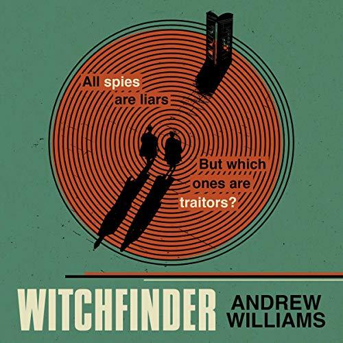 Couverture de Witchfinder