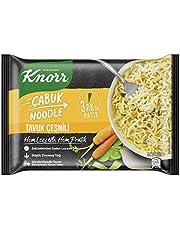 Knorr Tavuk Çeşnili Çabuk Noodle 66G