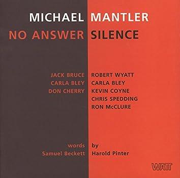 No Answer / Silence