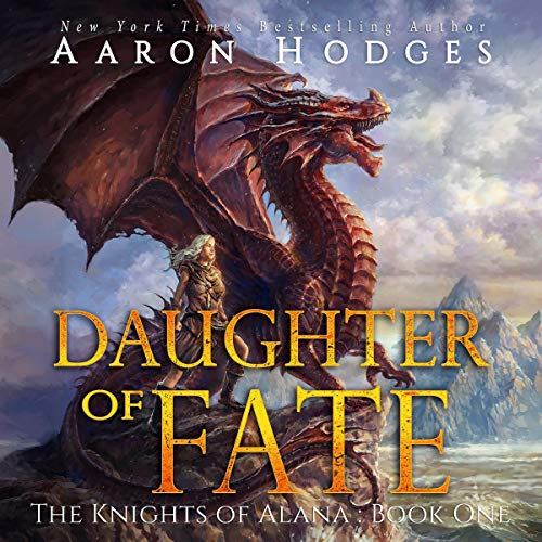 Daughter of Fate Audiobook By Aaron Hodges cover art