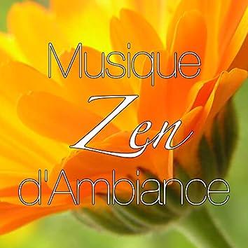 Musique Zen d'Ambiance avec la Flute de Pan, la Guitare, la Harpe et Piano