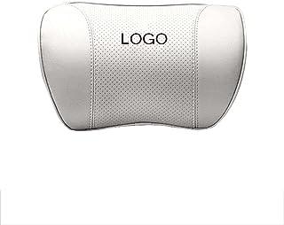 ZHZLNNYY Car seat headrest Neck Pillow Support Lumbar Cushion Lumbar Support,for Mercedes-Benz E-Class 2008~2021