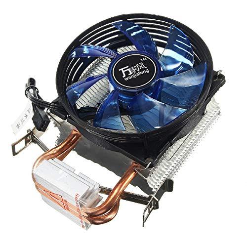 Condensadores Silencioso de la CPU del disipador de Calor del Ventilador del Equipo de refrigeración