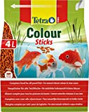 Tetra Pond Colour Sticks – Fischfutter für...