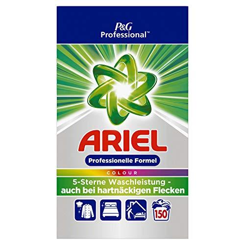 Ariel Professional Vollwaschmittel Pulver Colorwaschmittel 9,75kg– 150Waschladungen