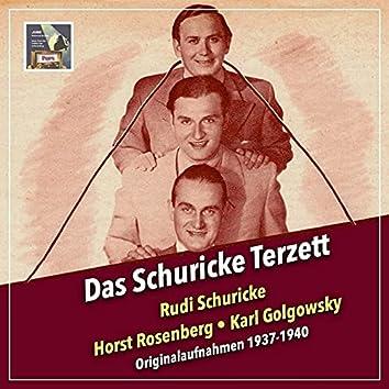 Drei Herren mit Stimme: Originalaufnahmen 1937-1940