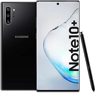Samsung Galaxy Note 10 Plus Dual SIM - 256GB, 12GB RAM, 4G LTE, Aura Blue
